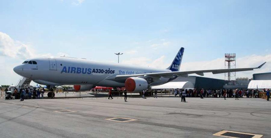 ایرباس A330 در ناوگان هوایی ایران