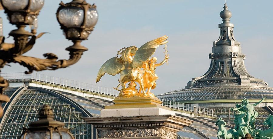 جاذبه های توریستی و گردشگری پاریس