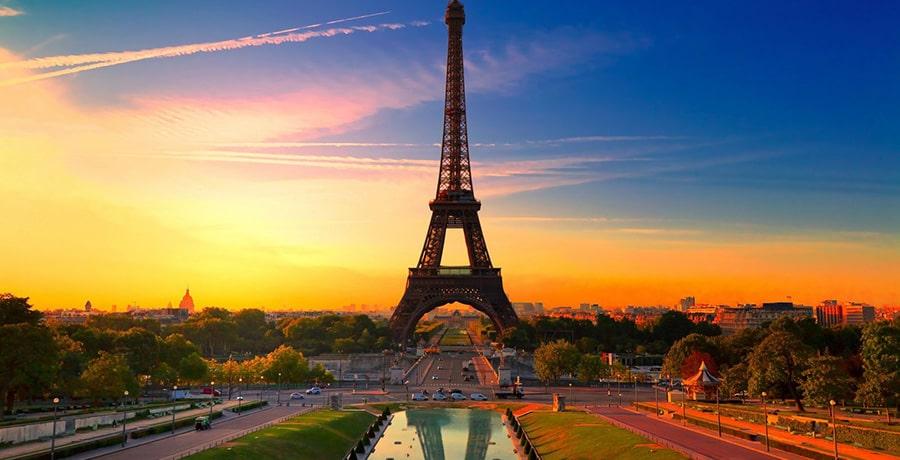 معرفی جاذبه های توریستی پاریس