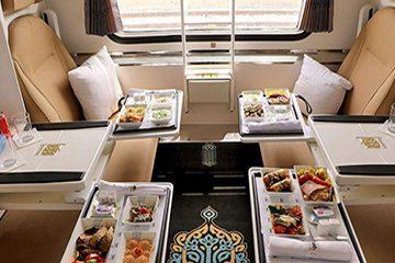 بهترین قطار های ایران و خدمات و امکانات آنهابهترین قطار های ایران و خدمات و امکانات آنها