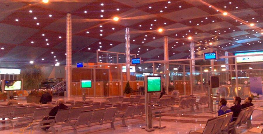 فرودگاه بين المللي تبريز