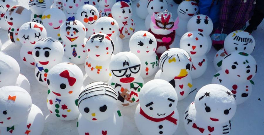جشنواره های زمستانی دنیا