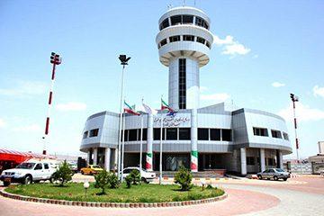 فرودگاه بین المللی تبریز - فرودگاه شهید مدنی