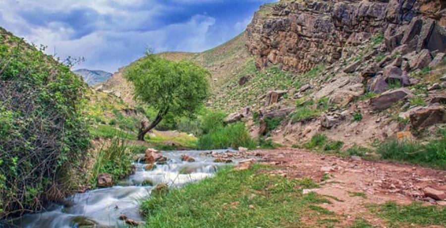 چشمه آب گرم مشهد بهترین مکان برای سفر در زمستان