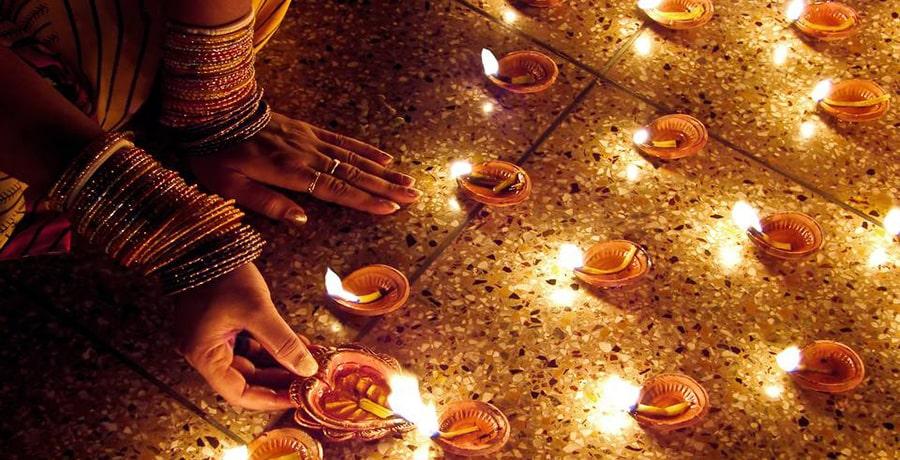 فستیوال های پاییزه در هند