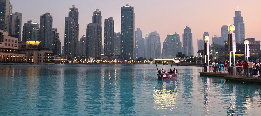 یکی از بهترین مقاصد زمستانی: امارات، دبی