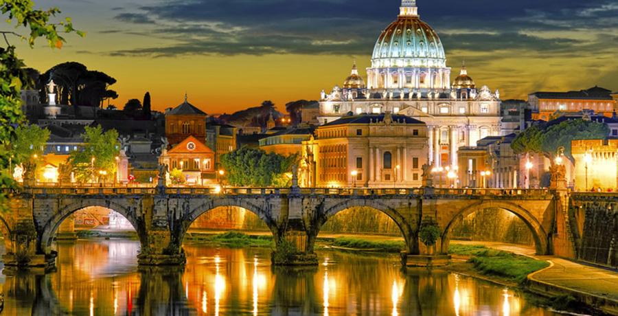 سفر به رم و آشنایی با تاریخ کهن ایتالیا