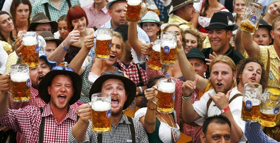 جشنواره آبجو و فستیوال های پاییزه دنیا