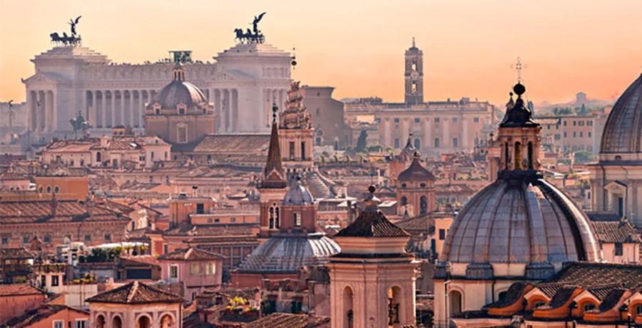 جاذبه های گردشگری رم و دیدار از کاپیتولین