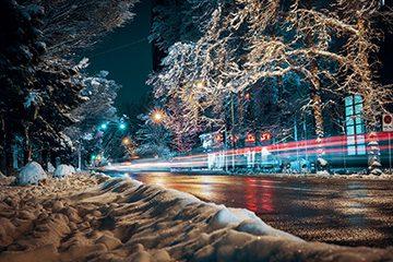 جاذبه های گردشگری تهران در زمستان