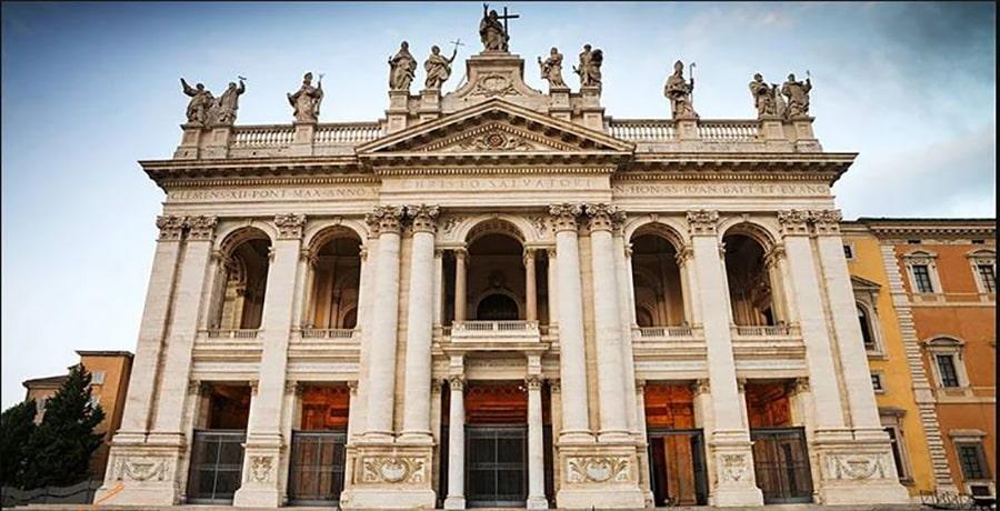 راهنمای سفر به رم و بازدید از کلیسای سنت جان لاتران
