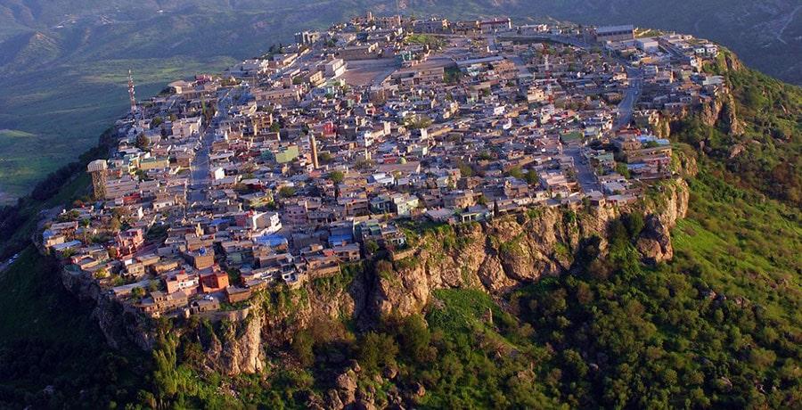 جاذبه های توریستی و گردشگری استان کردستان