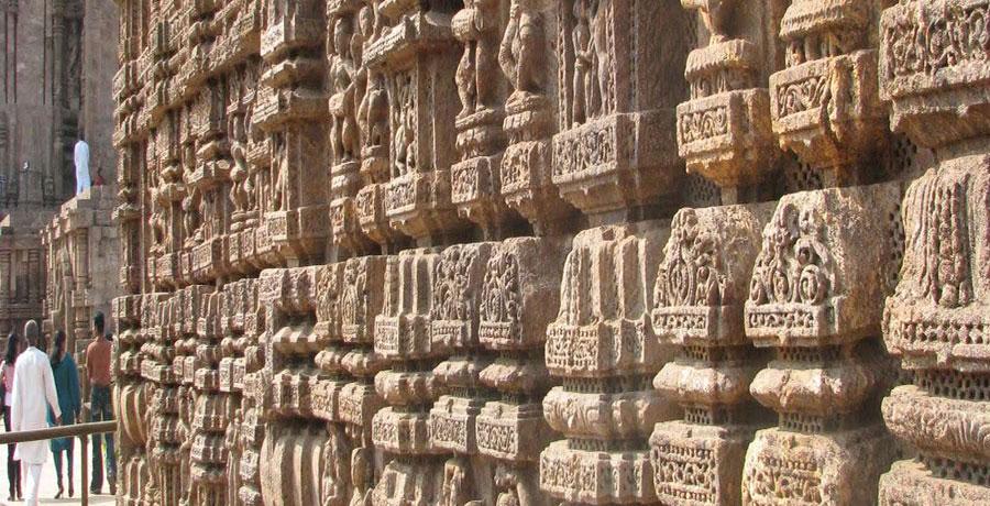 معبد ویروپاشکا، قدیمی ترین معبد هند