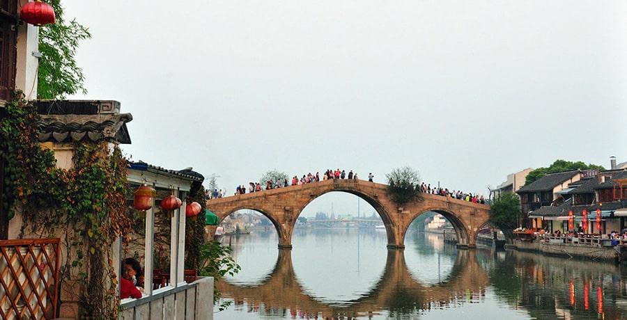جوجیاجیائو، ونیز شانگهای