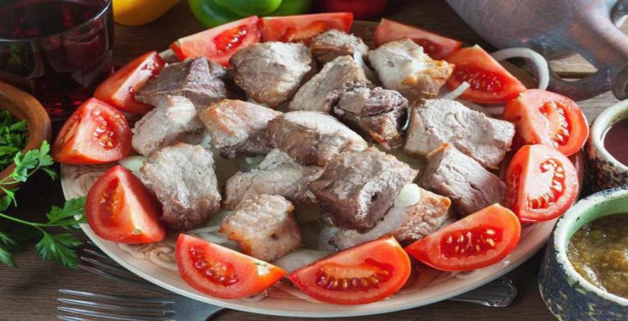 غذاهای معروف گرجستان