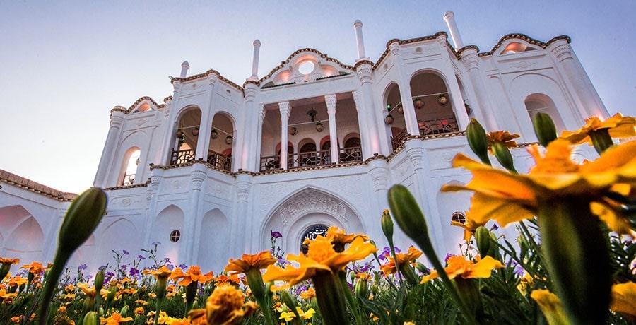 تصویری از باغ فتح آباد کرمان در فهرست مکان های تاریخی و جاذبه های ترویستی کرمان