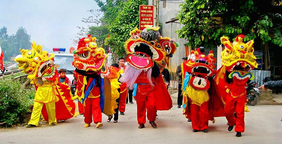 جشن سال نوی چینی، مهمترین رویداد سال