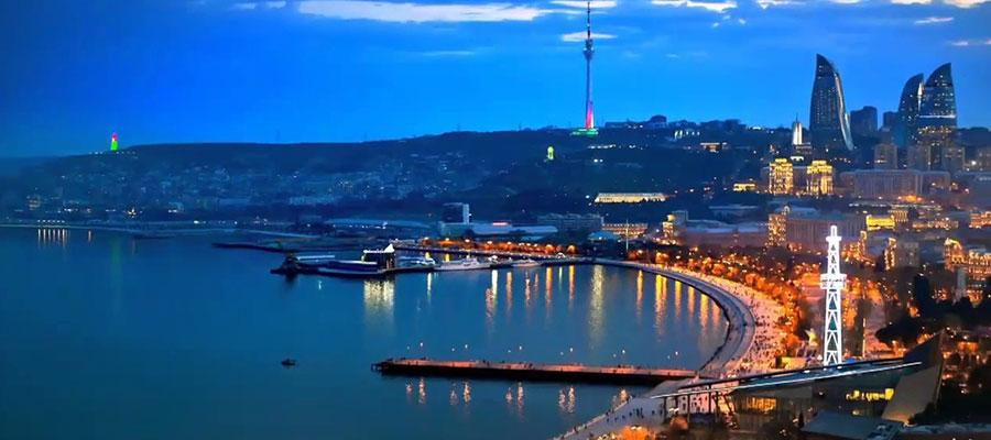 سفر به باکو آذربایجان و دیدن جاهای دیدنی آن