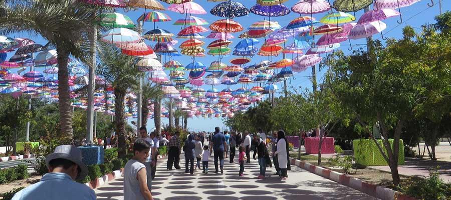 جشن های تابستانی جزیره کیش