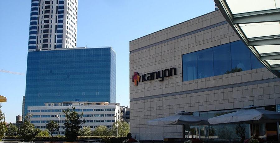 مرکز خرید کانیون ترکیه