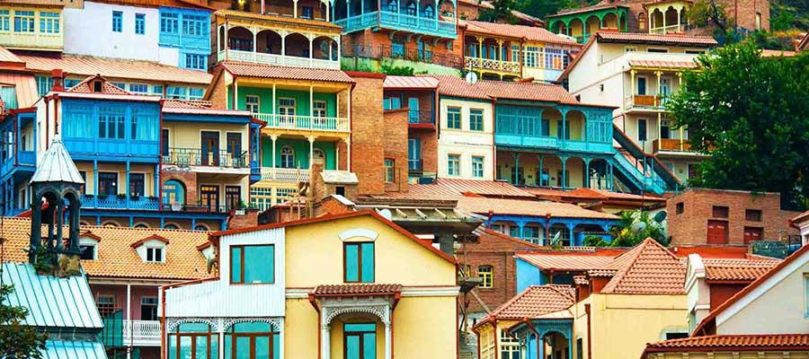 جاذبه های گردشگری تفلیس گرجستان