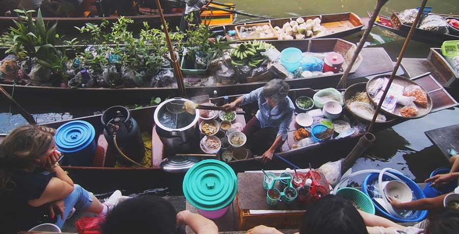 بهترین فصل برای خرید از پوکت تایلند