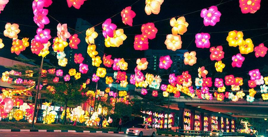 فستیوال نیمه پاییز چین، فستیوالی هزاران ساله!