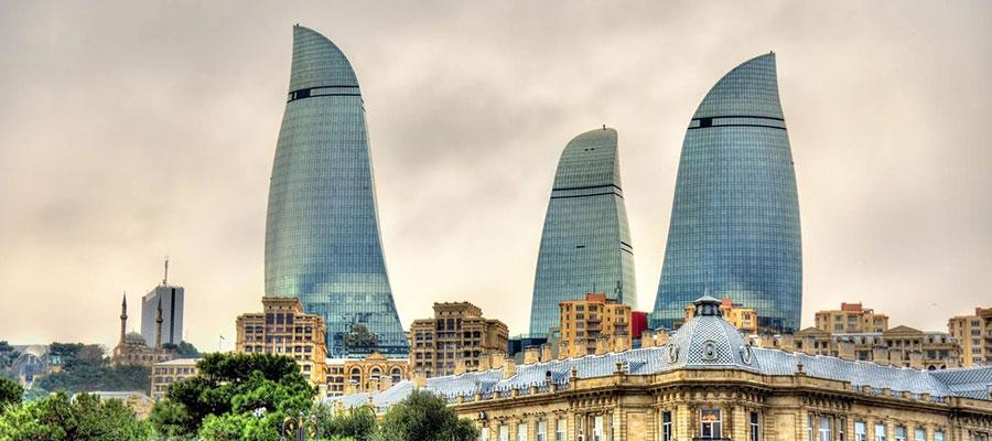 جاذبه های گردشگری باکو برای سفر