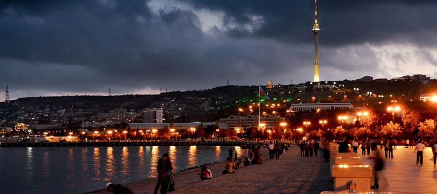 چه زمانی برای سفر به باکو بهتر است