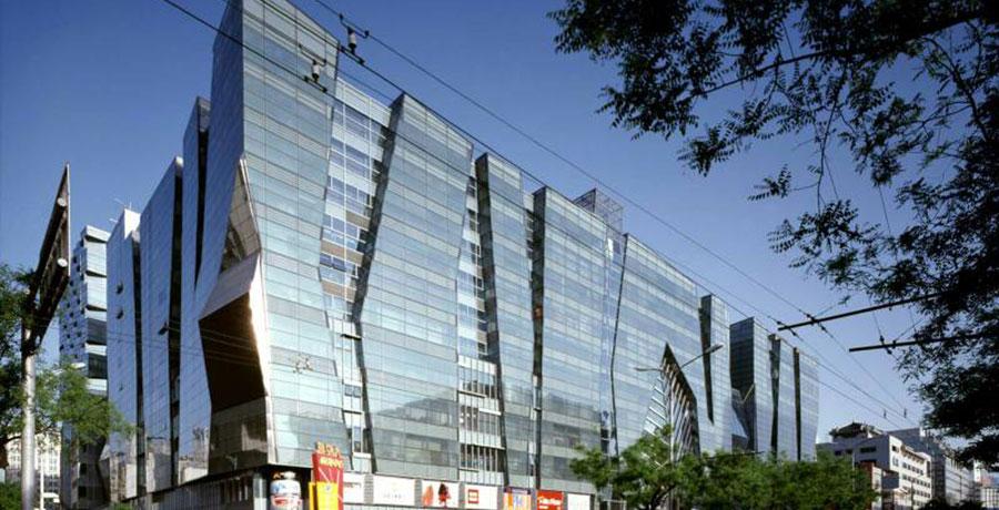 مرکز خرید Xidan Joy City، زیدان جوی