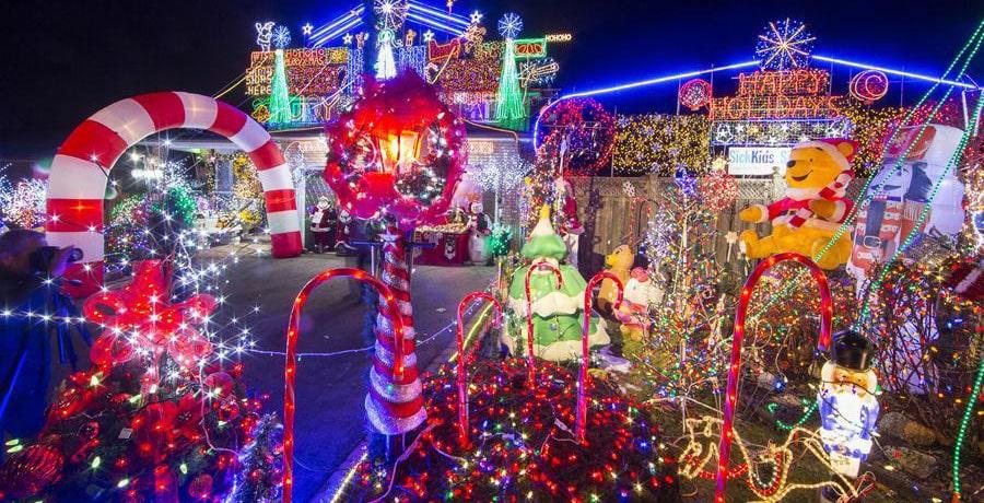 برگزاری جشن کریسمس در کشور چین