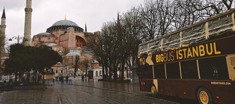 بهترین زمان مسافرت به ترکیه برای تفریح