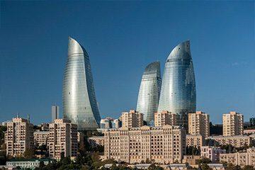 هزینه سفر به باکو آذربایجان
