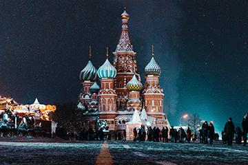 هزینه سفر به روسیه