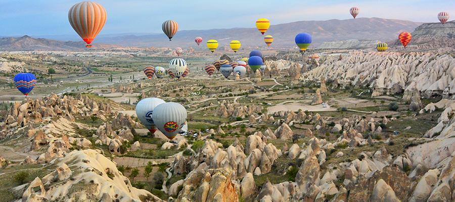 بهترین زمان برای سفر به ترکیه از نظر آب و هوایی