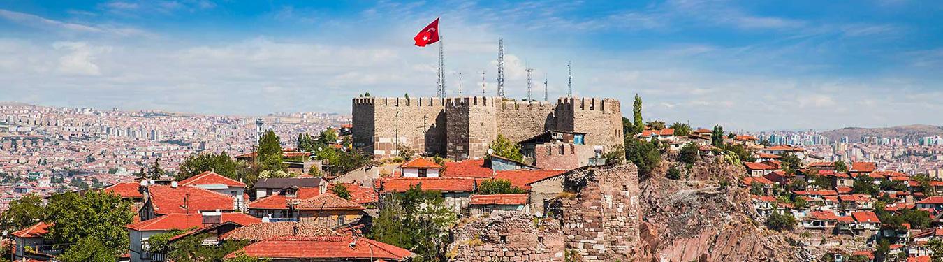 آنکارا - قلب تپنده ترکیه