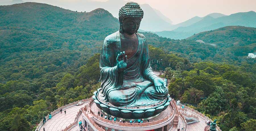 مجسمه بودای پوکت تایلند
