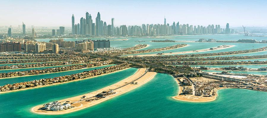 هزینه هتل و اقامت در دبی
