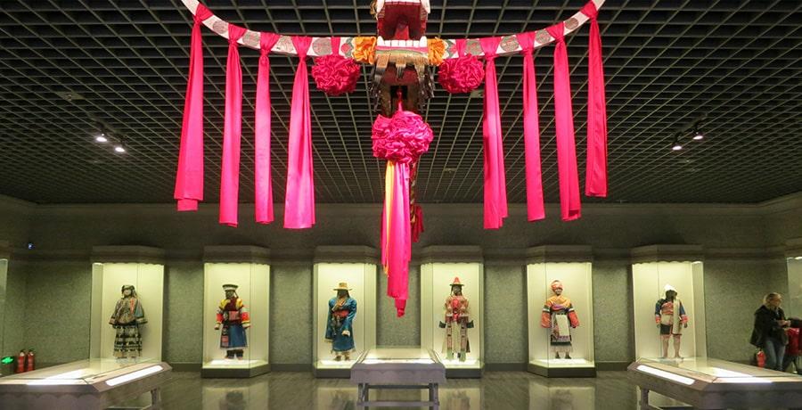 موزه ملی چین در شهر شانگهای