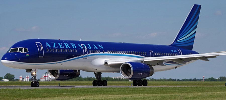 قیمت بلیط هواپیما باکو آذربایجان