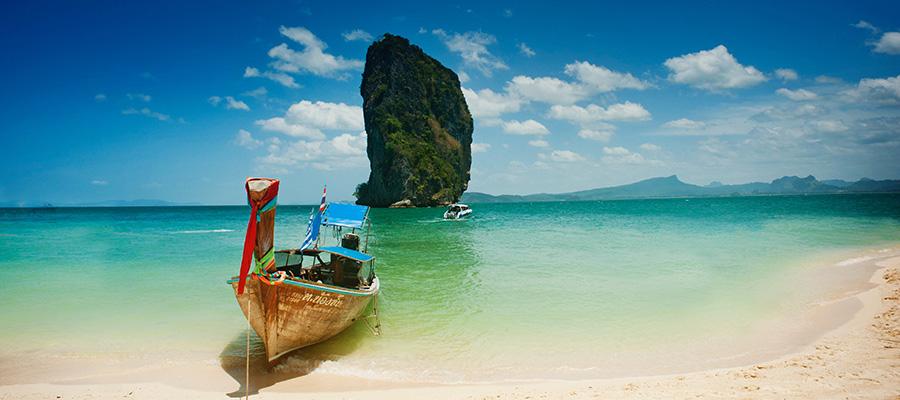 سفر به تایلند در گرم ترین ماه سال