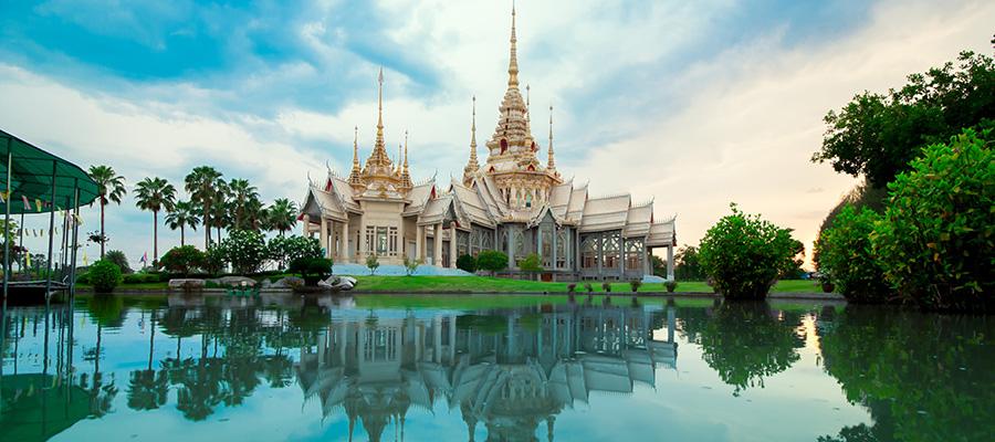سفر ارزان به تایلند در ماه ژوئن