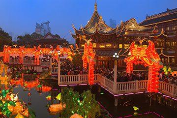 بهترین فستیوال های کشور چین
