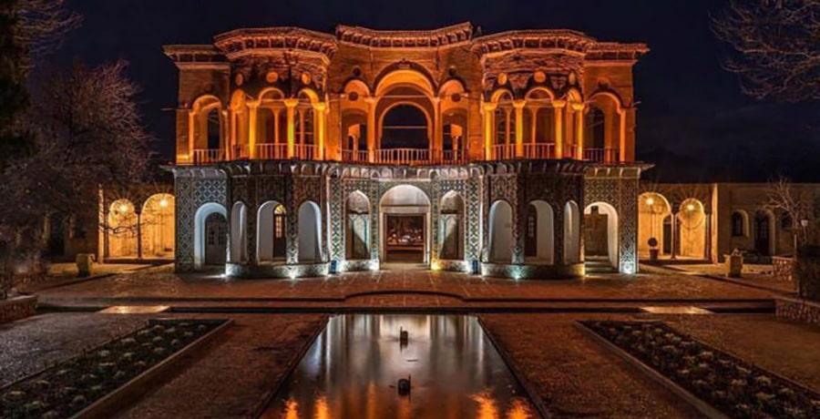 کرمان یکی از بهترین مقاصد سفری برای نوروز