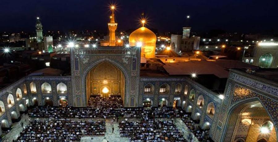 سفر به مشهد در نوروز