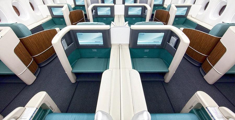 امن ترین صندلی هواپیما در کدام قسمت عرشه قرار دارد؟