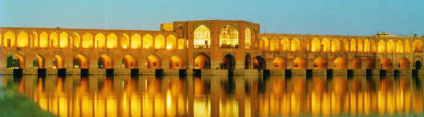 بهترین مکان های تفریحی و گردشگری در اصفهان