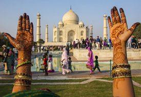 مکان های دیدنی هند