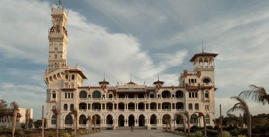قصر مونتازا، قصر تابستانی پادشاه فواد اول در مصر