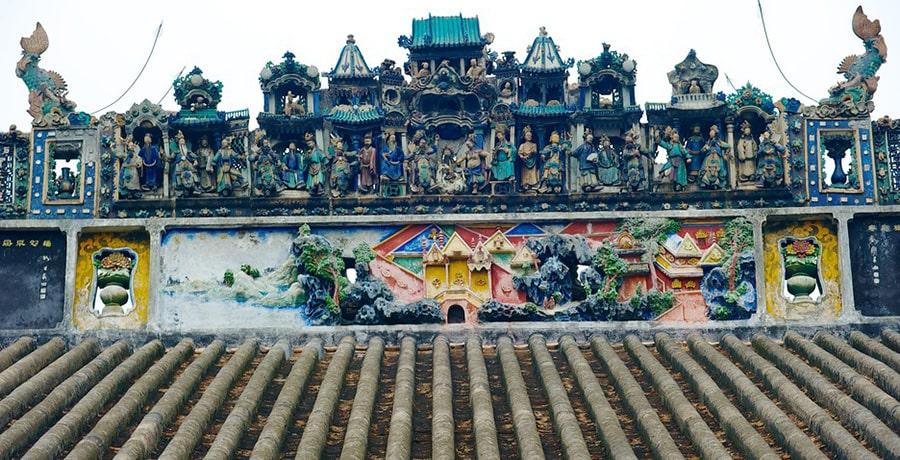 موزه هنر گوانگ دانگ، بنایی سلطنتی در گوانجو
